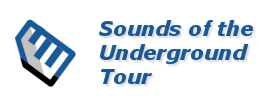 Logo for Sounds Of The underground Tour